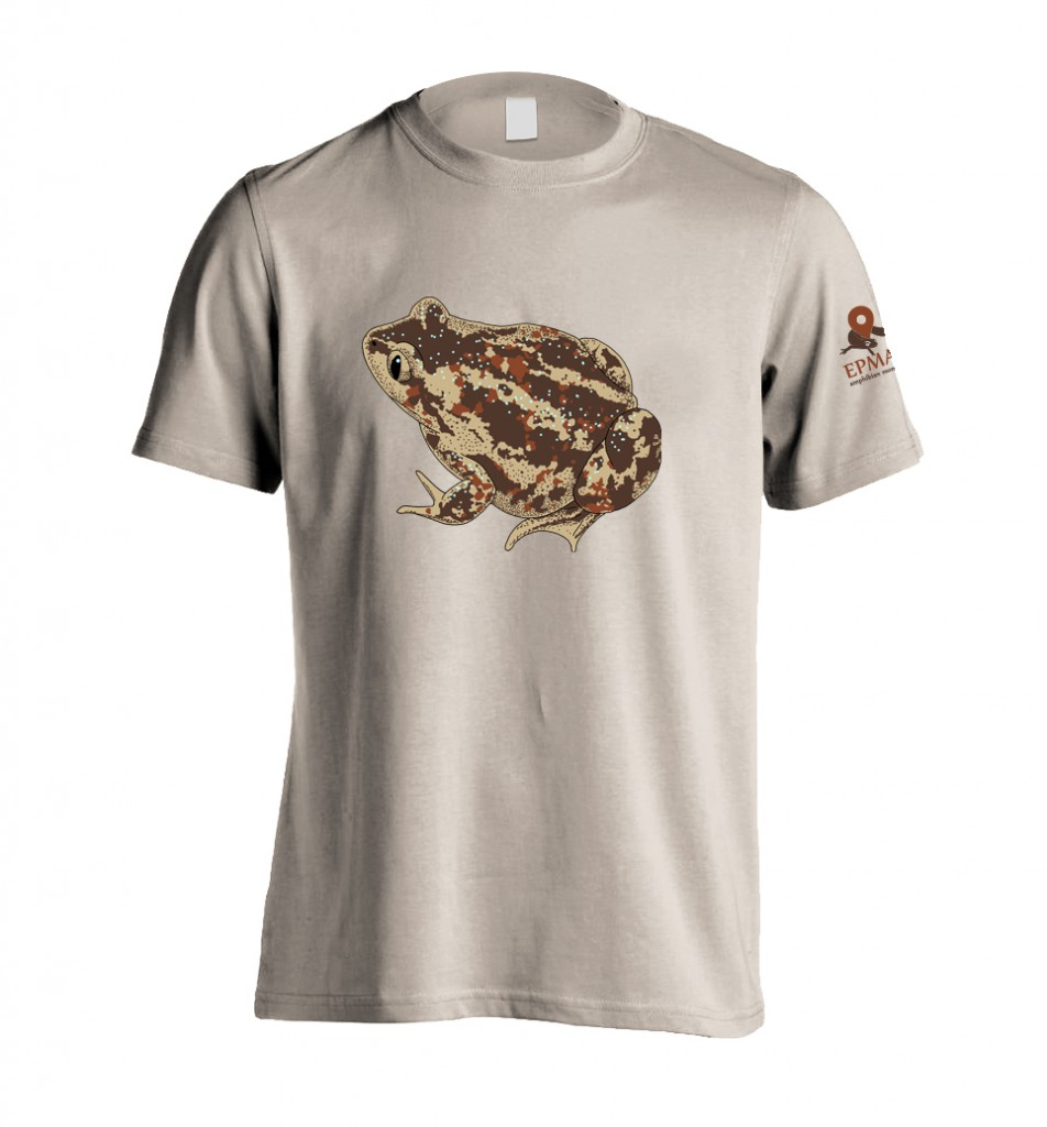 t-shirt EPMAC Pelobates